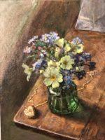 Locket & Wildflowers