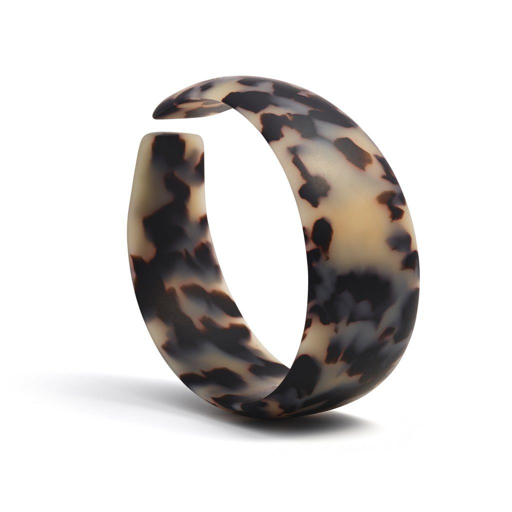 Comet Bangle in Tortoiseshell