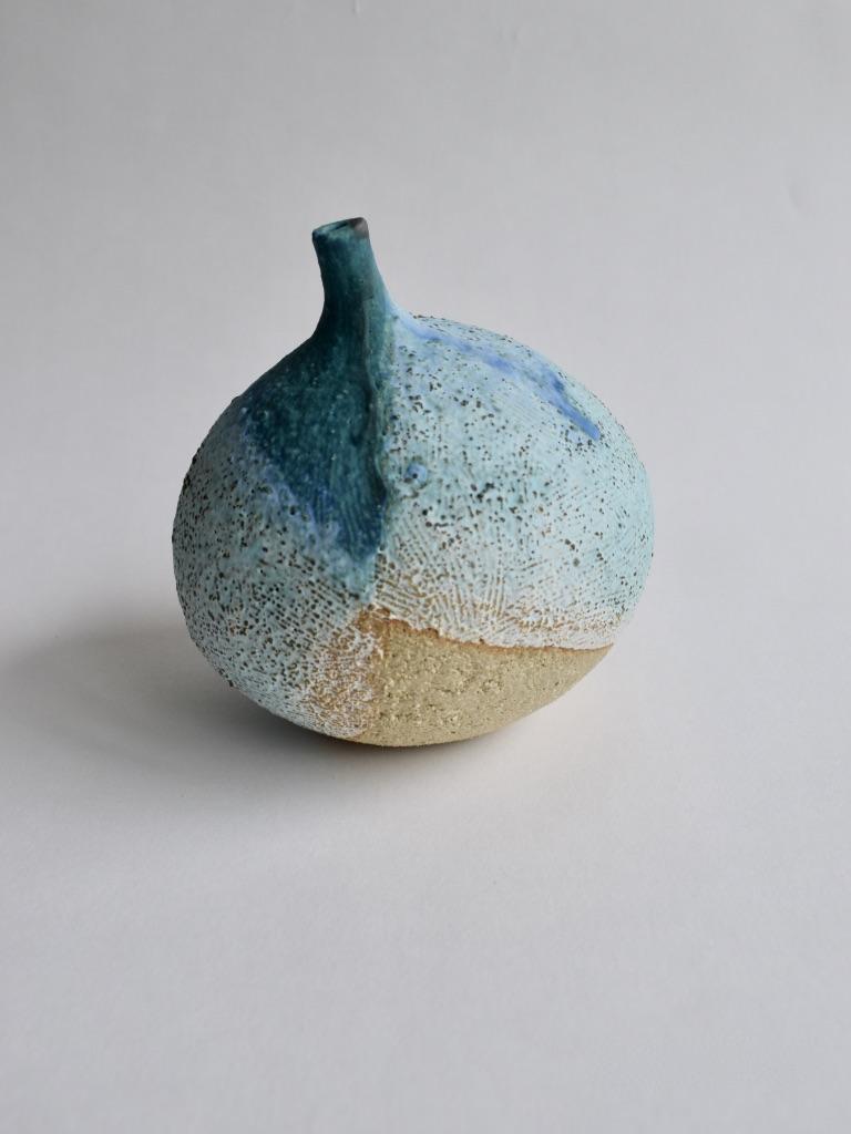 Stoneware Medium Spherical Bottle