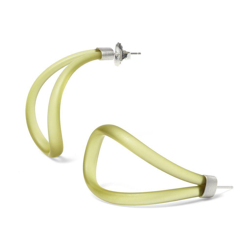 Cellulose Acetate Mezzo Earrings