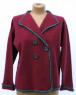 Triangle Button Jacket