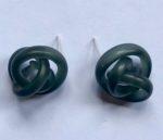 Cellulose Acetate Moxie Stud Earrings