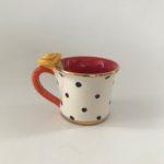 Ceramic Polka Dot Expresso