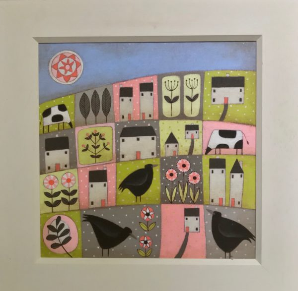 'Crows and Cows'