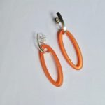 Cellulose Acetate Earrings 'Lulu'