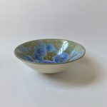 Crystalline Glazed Small Dish