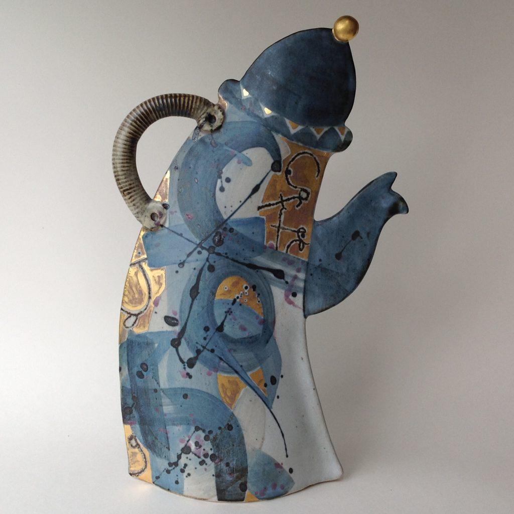 Coffee Pot Vase