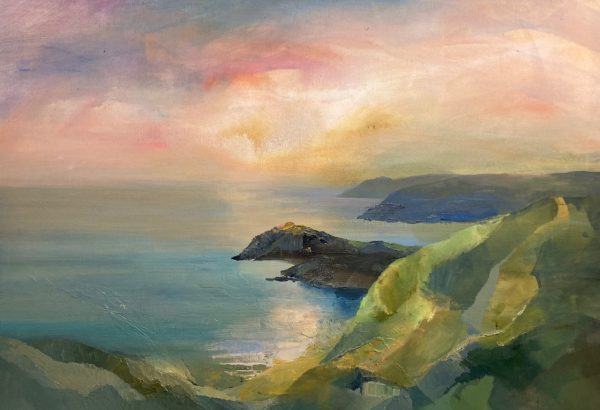 Pembrokeshire Evening