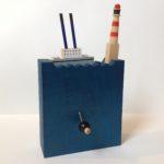 Wooden Automata 'Mal de Mer 2'