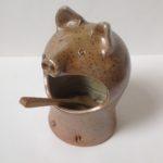 Salt Glaze Medium Salt Pig