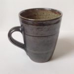 Salt Glaze Sepia Mug