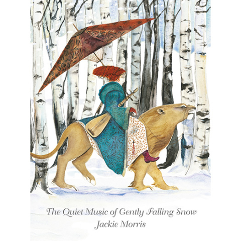 'The Quiet Music of Gently Falling Snow' Book