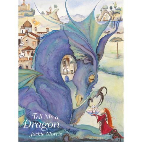 Tell Me A Dragon Book