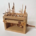 Perfect Pond Wooden Automata