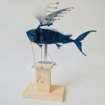 Blue Flying Fish Automata