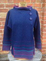 Stripy M-Cherry Sweater
