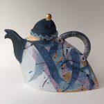 'Teapot Vase