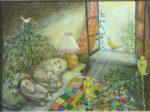 Oil on Canvas - Dawn Chorus