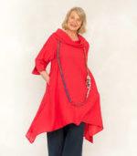 Irish Linen Paris Tunic Dress