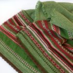 Alpine Scarf in Watercress