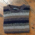 Pure Wool Striped Sweater