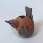 Ceramic Small Bird Vase