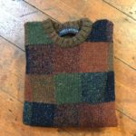 Pure Wool Autumn Paintbox Sweater