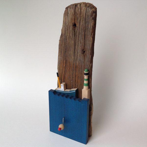 'Mal de Mer' on Driftwood
