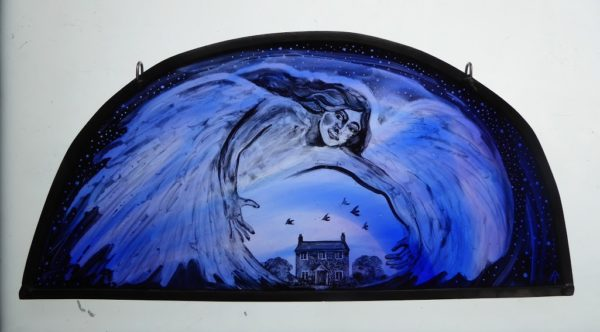 'Guardian Angel' Stained Glass