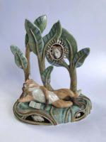 'Sunbeam' Ceramic Sculpture