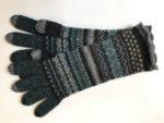 Alpine Gloves in Colliery