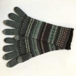 Alpine Gloves in Selkie