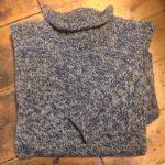 Pure Wool Mens Plain Sweater