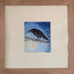 'Raggedy Crow' Original Watercolour