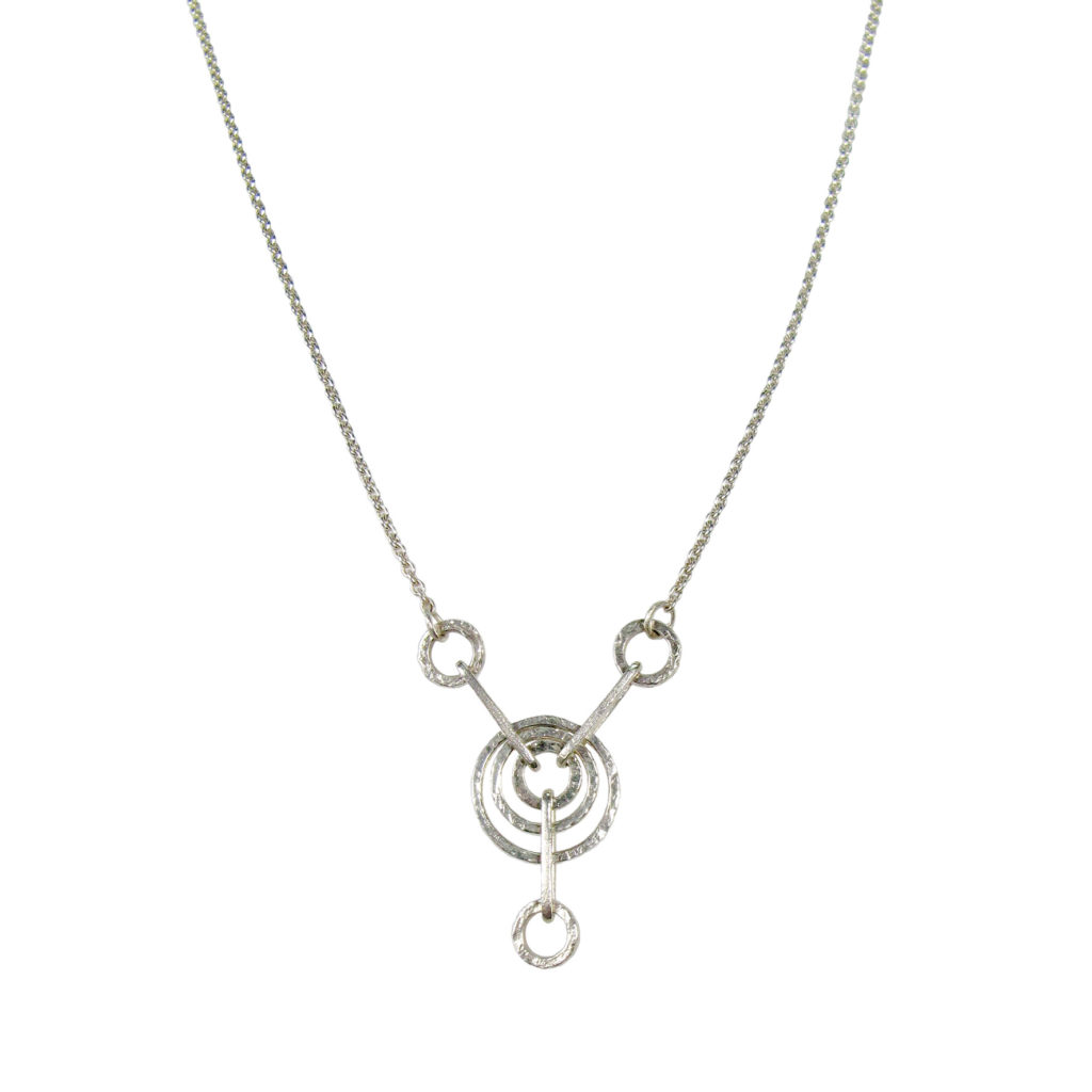 Mona Mini Trio Necklace