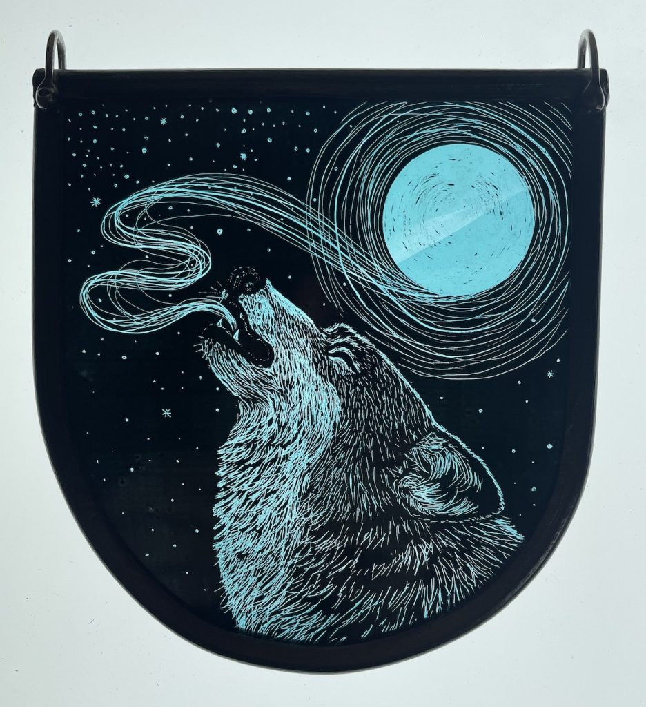 'Howling the Moon'