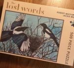The Lost Words Jigsaw Puzzle