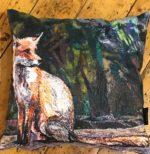 'Resting a While' Cushion