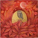 'Red Sky at Night' Original Watercolour