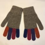 Lambswool Gloves in Natural