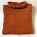 Corry Raglan Pullover in Oxide