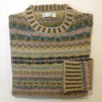 Westray Fairisle Sweater Hazel