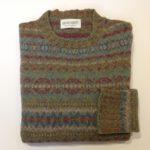 Westray Fairisle Sweater Haar