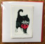 Handmade Valentine's Card 'It's a Love Thing'