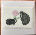Handmade Valentine's Card 'Love Is....'