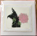 Handmade Valentine's Card 'Just Because....'
