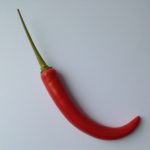 Ceramic Red Chilli