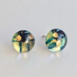 Acrylic Tiny Dome Studs