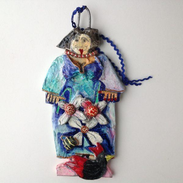 'Lady Gardener Hang Up'
