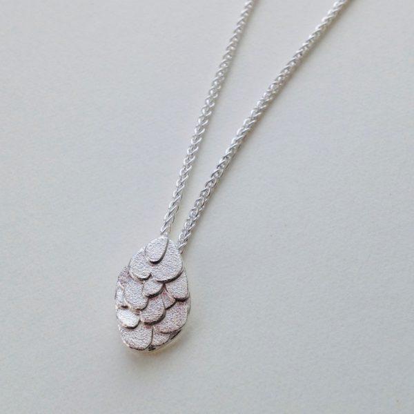 Silver Kimana Pendant Medium